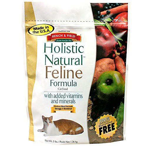 Холистик корма для кошек: что это и чем они лучше
