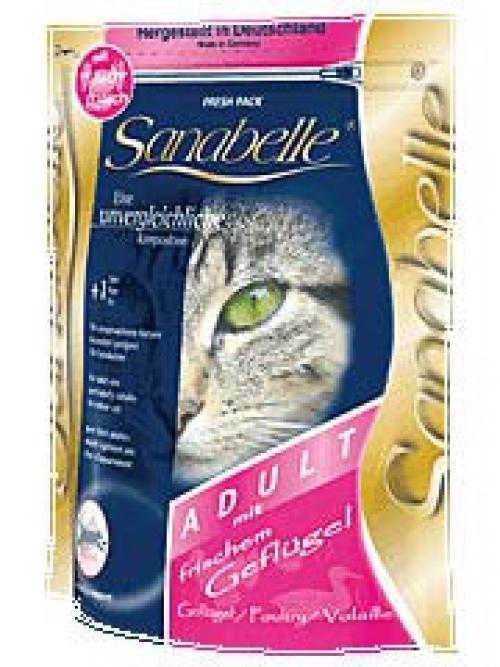 отзывы о корме для кошек Санабель Бош
