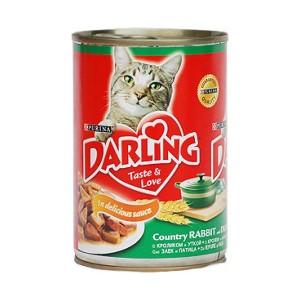 Корм для кошек Darling (Дарлинг)