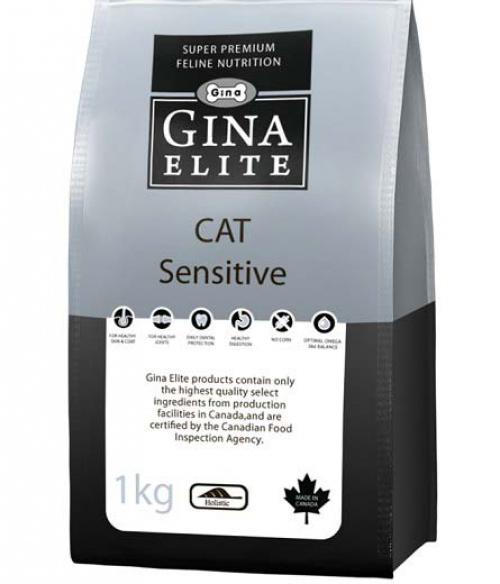 Отзывы о корме для кошек Gina (Джина)