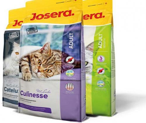 отзывы о корме для кошек Josera
