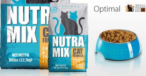 отзывы о корме для кошек Nutra Mix