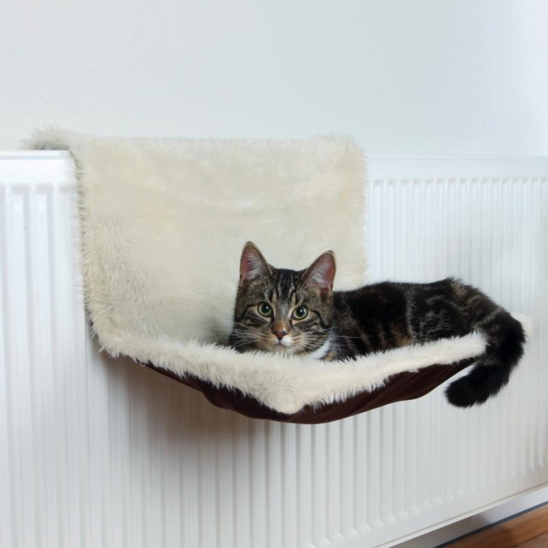 Несложный выбор домиков и лежаков для кошек